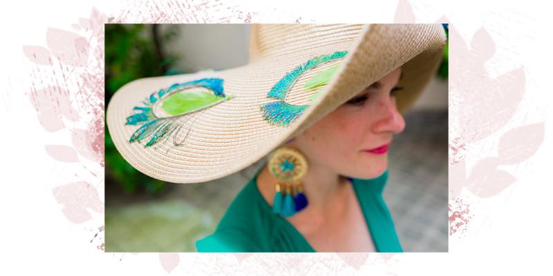 vente chaude pas cher vraie qualité différents types de Contact - Un brin coquette - Creation de chapeaux d'exception